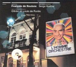 Francois De Roubaix - L'Homme Orchestre (ost)