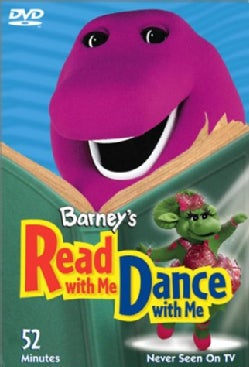 Barney: Read With Me Dance With Me (DVD)