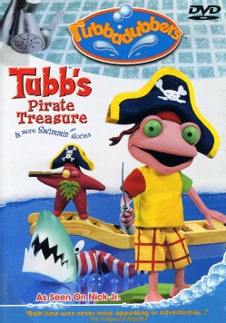 Rubbadubbers: Tubb's Pirate Treasure (DVD)
