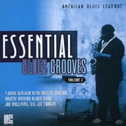 Ray Charles - Essential Blues Groove Volume 2