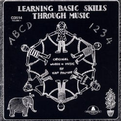 HAP PALMER - VOL. 1-LEARNING BASIC SKILLS THROUGH MUSIC