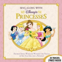 Disney Sing-Along - Disney's Princess Sing-Along Album