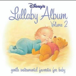 Disney - Lullaby Album, Vol 2