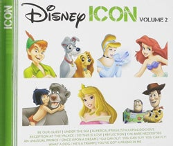 DISNEY ICON VOL 2 - DISNEY ICON VOL 2