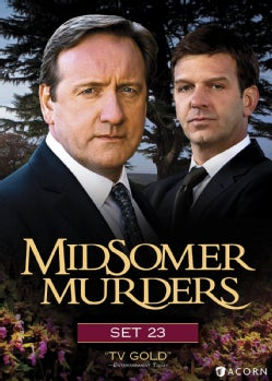 Midsomer Murders: Set 23 (DVD)