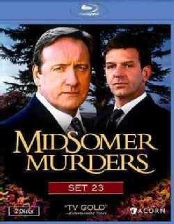 Midsomer Murders: Set 23 (Blu-ray Disc)