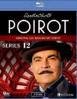 Poirot Series 12 (Blu-ray Disc)