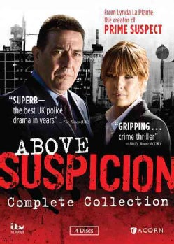 Above Suspicion: The Complete Collection (DVD)