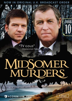 Midsomer Murders: Series 10 (DVD)