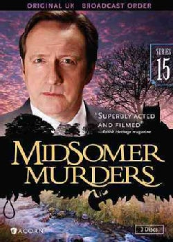 Midsomer Murders: Series 15 (DVD)