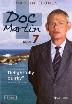 Doc Martin: Series 7 (DVD)