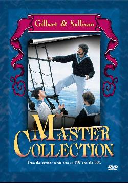 Gilbert& Sullivan: Master Collection (DVD)