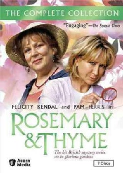 Rosemary & Thyme: The Complete Collection (DVD)