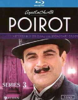 Poirot Series 3 (Blu-ray Disc)