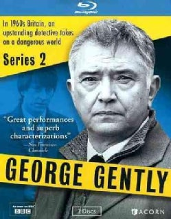 George Gently Series 2 (Blu-ray Disc)
