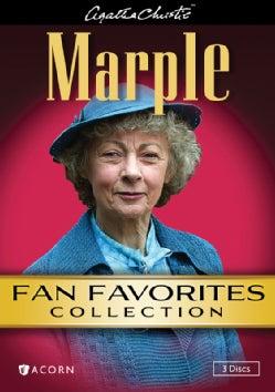 Agatha Christie's Marple: Fan Favorites Collection (DVD)