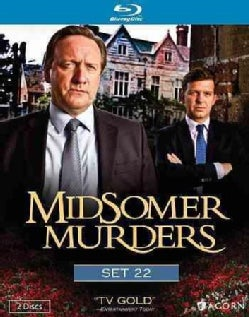 Midsomer Murders, Set 22 (Blu-ray Disc)