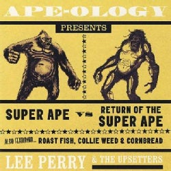 """Lee """"Scratch"""" Perry - Ape-ology"""