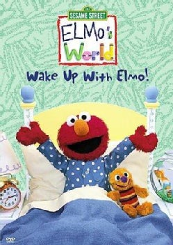 Elmo's World: Wake Up With Elmo (DVD)