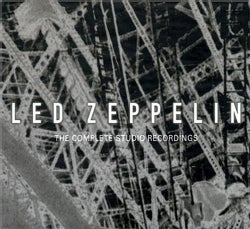Led Zeppelin - Complete Studio Recordings