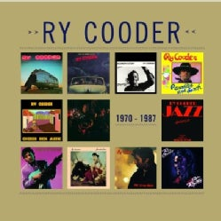 Ry Cooder - 1970-1987