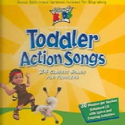 Cedarmont Kids - Toddler Action Songs