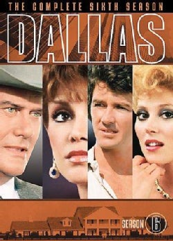 Dallas: The Complete Sixth Season (DVD)