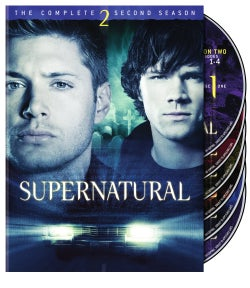 Supernatural: The Complete Second Season (DVD)