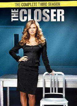 The Closer: The Complete Third Season (DVD)
