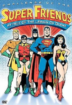 Challenge of the Superfriends (DVD)