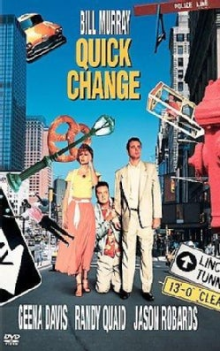 Quick Change (DVD)