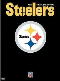 NFL History of the Pittsburgh Steelers (DVD)