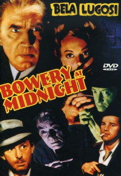 Bowery at Midnight (DVD)