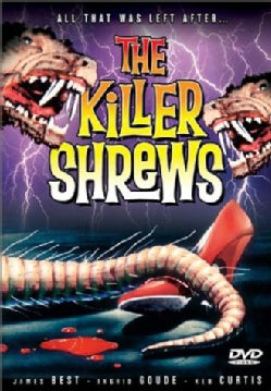 Killer Shrews (DVD)