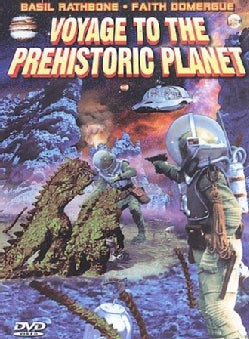 Voyage to the Prehistoric Planet (DVD)