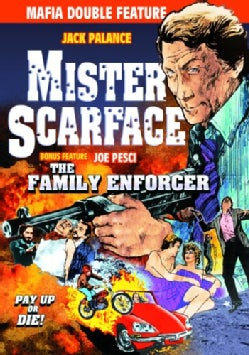 Crime Boss Double Feature: Mr. Scarface (1976)/Family Enforcer (1976) (DVD)