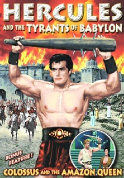Colossus and The Amazon Queen/Hercules and The Tyrants of Babylon (DVD)