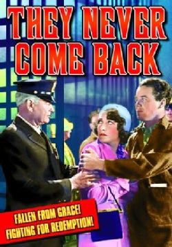 They Never Come Back (DVD)