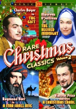 Rare Christmas TV Classics Vol 2 (DVD)