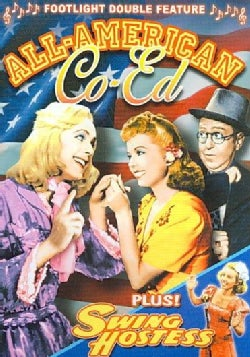 Musical Double Feature: All-American Co-Ed/Swing Hostess (DVD)