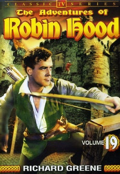 The Adventures of Robin Hood Vol 19 (DVD)