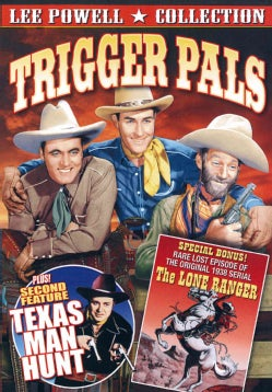 Lee Powell Collection: Trigger Pals/Texas Manhunt/Lone Ranger (Lost Chapter) (DVD)