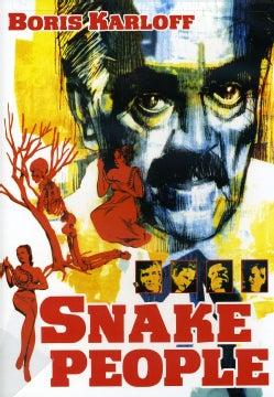 Snake People (DVD)