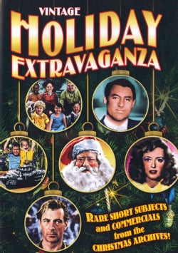 Vintage Holiday Extravaganza: Rare Short Subjects and Commercials from The Christmas Archives (DVD)