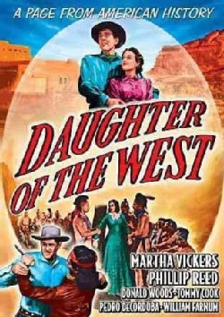 Daughter Of The West (DVD)
