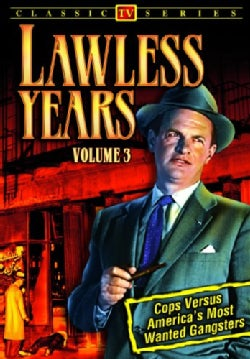 The Lawless Years: Vol. 3 (DVD)