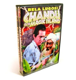 Chandu Classic Movie Collection (Chandu On Magic Island/Return Of Chandu) (DVD)