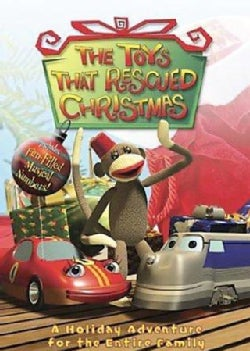 Toys That Rescued Christmas (DVD)