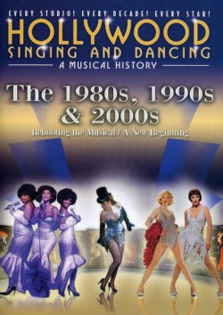 Hollywood Singing and Dancing: The 1980's, 1990's & 2000's (DVD)