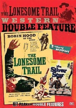 The Lonesome Trail Western Double Feature (DVD)